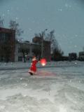 Новогодний праздник в ансамбле. Новый год 2012.