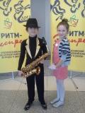 Гран-при с джазового конкурса!